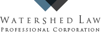 Watershed Law Mobile Logo